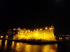 煌めきのマルタとアドリア海 Vol12(第5日目 夜の部) バレッタ~クルーズ