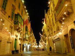 煌めきのマルタとアドリア海 Vol15(第6日目 夜の部) 最後の夜バレッタ 絶景ディナーとお祭り