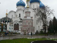 華麗なるロシア7日間!⑧世界遺産セルギエフポサード