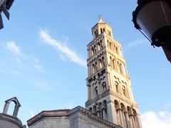 煌めきのマルタとアドリア海 Vol18 (第7日目 夜の部) スプリト ディオクレティアヌス宮殿と美味しいディナー!