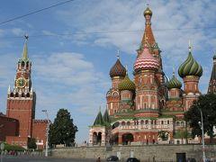 初めてのモスクワ(含スズタリ)