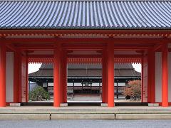 京都の紅葉 京都御所(きょうとごしょ)の紅葉 ~錦秋の京、彩り纏う寺社を巡りて。。(6)~ /京都市 洛北