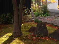京都の紅葉 妙覚寺(みょうかくじ)の紅葉  ~錦秋の京、彩り纏う寺社を巡りて。。(7)~   /京都市 高峯