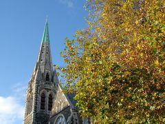 秋色に輝くニュージーランド ドライブ旅行<テカポ・マウントクック・ワナカ>その1 クライストチャーチからテカポ湖へ