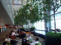 シンガポール チャンギ国際空港を散策