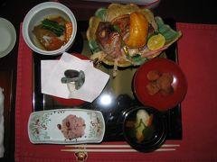 2006年11月26日なだ万名古屋東急ホテル店