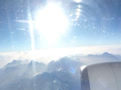 ライン・マイン・ドナウ【96】アフガニスタン上空から仏画の世界へ