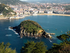 サンセバスチャン:人々が幸せそうなスペイン・バスクの街