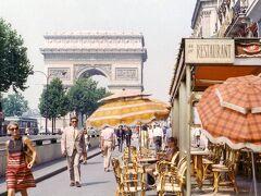 ロンドン・パリの旅 1973年
