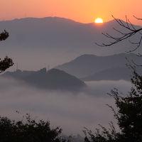 五老岳朝の雲海どんなんかい