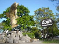 NZ南島サウスランド第2の都市ゴア:密造酒博物館など