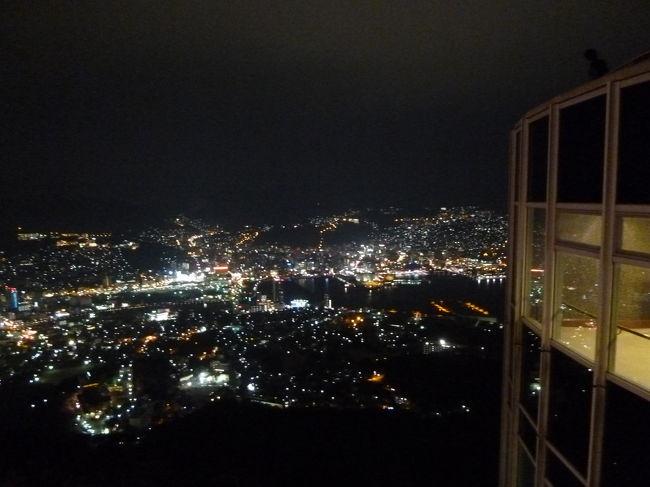 1泊2日で長崎へ旅行に行きました。<br /><br />長崎を観光しつつ<br /><br />念願の軍艦島に上陸しました! <br />