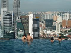 マリーナベイザンズに泊まる羽田発シンガポール