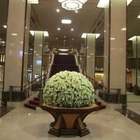東京出張グルメ;帝国ホテル