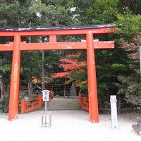 紅葉の名所・北畠神社庭園にて秋を感じる