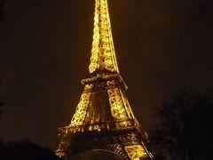 2010年 晩秋のフランス 1日目【パリ】