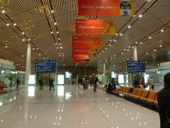 chi10北京空港とホテルでの夕食