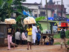 西アフリカ・ナイジェリアの旅 0・・旅いつまでも・・