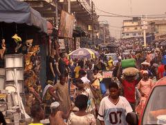 西アフリカ・コートジボアールの旅 0・・旅いつまでも・・
