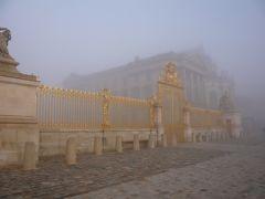 2010年 晩秋のフランス 6日目【ベルサイユ宮殿】
