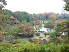 江戸の香り 美しい紅葉の東京名園めぐりVol2 六義園