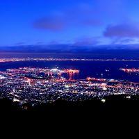 日本三大夜景 摩耶山からの夜景
