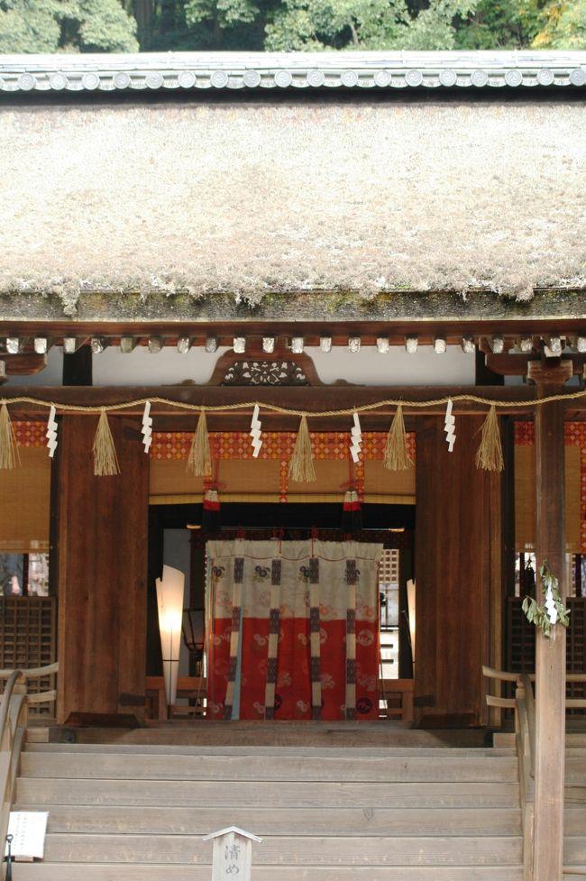 17箇所の古都京都の世界遺産の一つ、宇治上神社紹介の続きです。<br />
