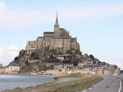 フランス・イギリス7日間の旅 [2010](2)  モン・サン・ミッシェル編