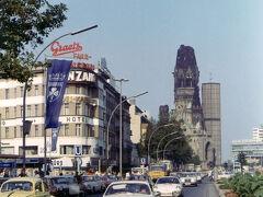 ドイツ (東西ベルリン)の旅 1973年