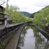 城崎へ【3】 ~雨の城崎温泉をそぞろ歩き~