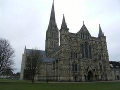 流石、名立たる大聖堂!Salisbury