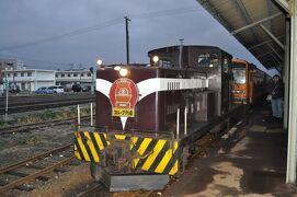 2010年12月北東北鉄道旅行5(津軽鉄道)