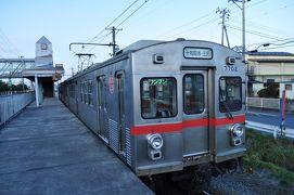 2010年12月北東北鉄道旅行7(十和田観光電鉄お別れ乗車)