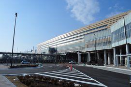 2010年12月北東北鉄道旅行9(新青森駅)