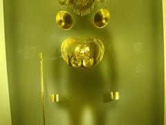 黄金のコロンビア周遊の旅・・・黄金博物館