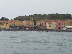 負の世界遺産に指定されたゴレ島。