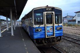 2010年12月北東北鉄道旅行11(由利高原鉄道)