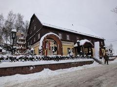 2度目のクリスマス イン ドイツ☆その1☆関空~ザイフェン吹雪に耐えて!