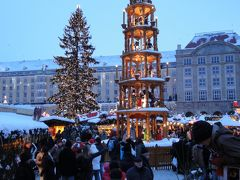 2度目のクリスマス イン ドイツ ☆その2☆ドレスデンで迷い道くねくね~