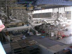 たまには「ベタ」な工場見学0607  「全日空機体メンテナンスセンター」 ~東京~