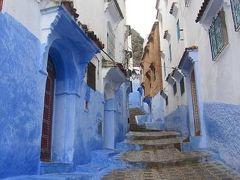 モロッコ100か国記念旅行:シャウエン編