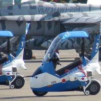 【2010年12月】新田原基地航空祭2010 今度はブルーインパルスJr.も見ました!