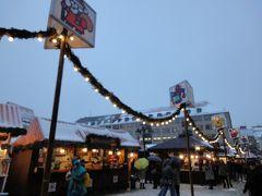 2度目のクリスマス イン ドイツ☆その4☆ ニュルンベルク~やっと食べられたハンバーガー!
