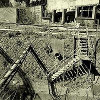 ★田老鉱山の廃墟へ
