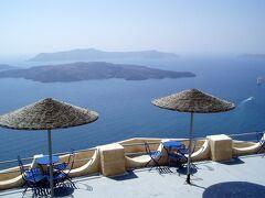 サントリーニ&アテネ/ギリシャとドバイの旅♪ vol.1 エーゲ海に浮かぶ憧れのサントリーニ