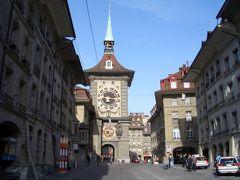 2006 GW スイスの旅 2:ベルン 世界遺産の古都
