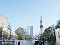 2010.11ちょっとだけ札幌市内観光