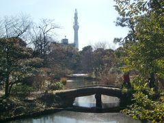 2011年 初詣:隅田川七福神と東京スカイツリー