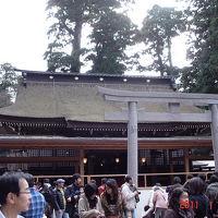 鹿島神宮に初詣 [2011](1)