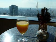 03.2011年、旅行初めは東京から。 ~リッツカールトン東京 クラブラウンジ編 Ⅱ~